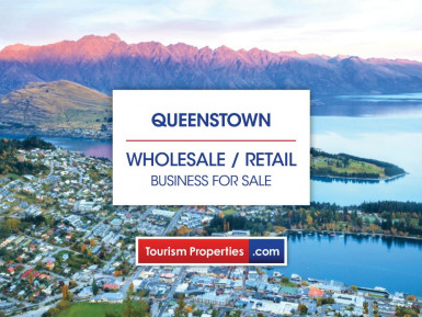 Wholesale and Retail  Business for Sale Queenstown