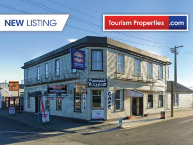 FHGC Commercial Hotel amd Tavern Business for Sale Riversdale Southland