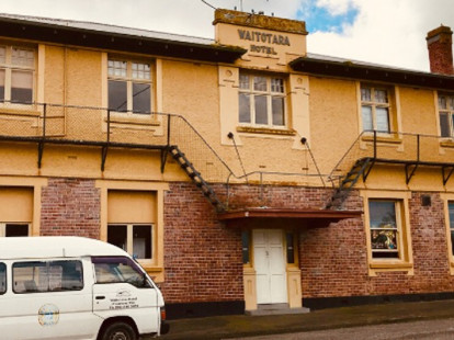Hotel, Country Pub, Restaurant Business for Sale Waitotara