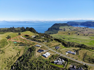Exclusive Tourism Accommodation Development Site Business for Sale Taupo