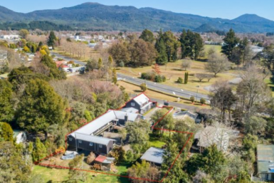 Investment Accommodation Business for Sale Turangi