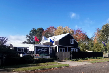 Lodge Business for Sale Turangi