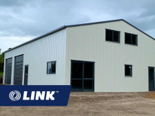 Leading Steel Building Business for Sale Tauranga