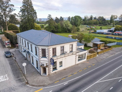 Bar Restaurant and Accommodation Business for Sale Winchester Timaru