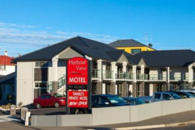 Very New Motel Business for Sale Timaru