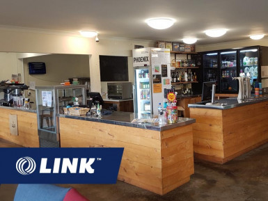 Convenience Store and Cafe Business for Sale Waitomo