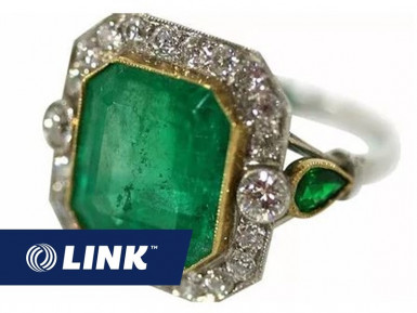 Antiques and Jewellery Business for Sale Cambridge Waikato
