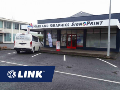 Graphic Printing and Signwriting Business for Sale South Waikato