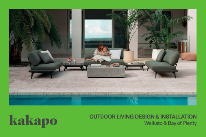 Outdoor Living Design and Installation Business for Sale Waikato and Bay of Plenty