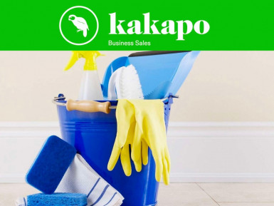 Residential and Commercial Cleaning Business for Sale Matamata Area