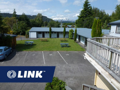 Motel Accommodation  Business for Sale Ohakune