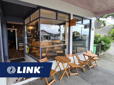 Cafe Espresso Bar Business for Sale Wellington