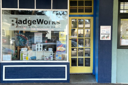 Badge Manufacturer and Supply  Business for Sale Wellington