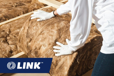 Insulation Installation Company Business for Sale Wellington Greater Area