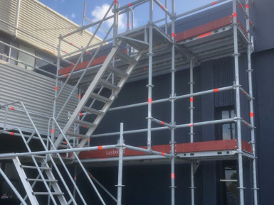 Scaffolding Business for Sale Kapiti Coast