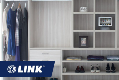 Storage Solution Installers Business for Sale Wellington