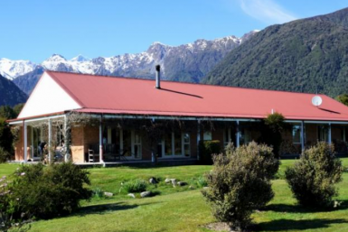 Freehold Accommodation Business for Sale Fox Glacier West Coast