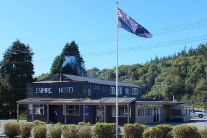 Licensed Bar and Hotel Business for Sale Hokitika