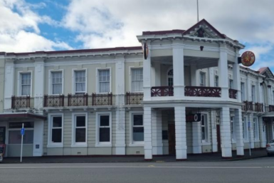 Iconic City Hotel Business for Sale Whangarei