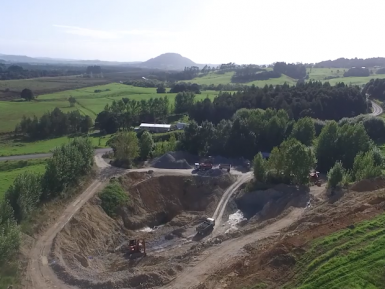 Quarry Business Opportunity for Sale Whangarei