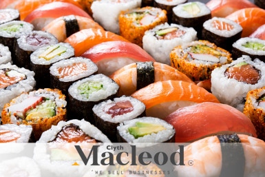 Sushi Takeaway Business for Sale Whangarei CBD