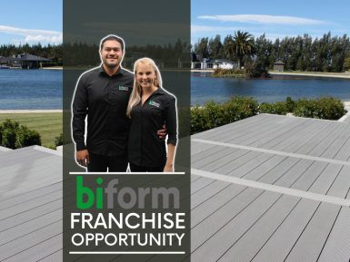 Decking Project Management Franchise for Sale Auckland Region