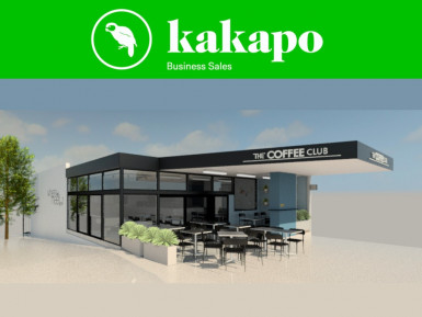 Coffee Club Cafe Franchise for Sale Glen Eden Auckland
