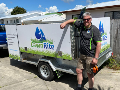 Lawn Rite Lawn Mowing Franchise for Sale  Auckland