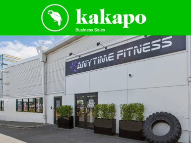 Anytime Fitness Gym Franchise for Sale Auckland