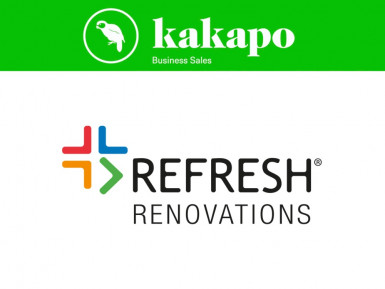 Refresh Renovations Building Franchise for Sale Auckland