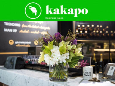 Sustainable Flower Service Franchise for Sale Auckland