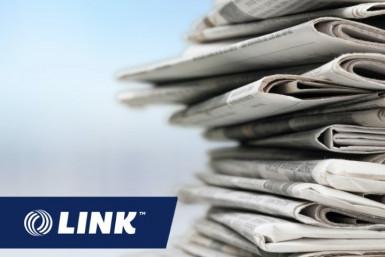 Media Distribution Franchise for Sale Bay of Plenty