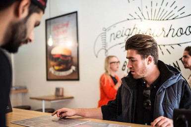 Burger Wisconsin Franchise for Sale Papanui Christchurch