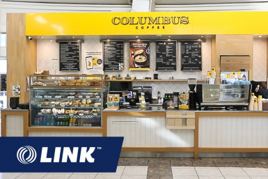 Columbus Coffee Franchise for Sale Riccarton Christchurch