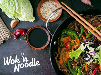 Wok'n Noodle  Franchise for Sale Christchurch