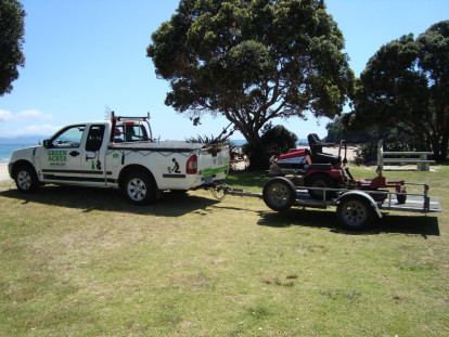 Lawn and Garden Care Franchise for Sale Whitianga