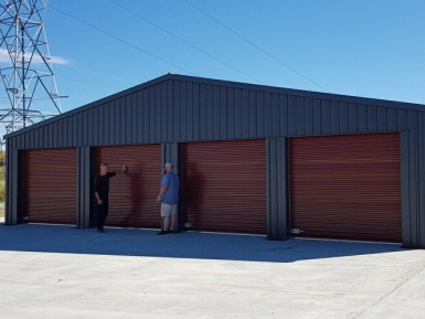 Steel Building Franchise for Sale New Plymouth