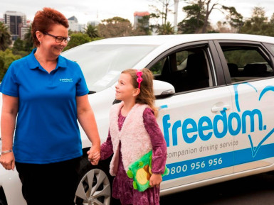 Companion Driving Service Franchise for Sale NZ Wide