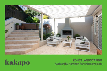 Landscaping Services Franchise for Sale Opportunities NZ wide