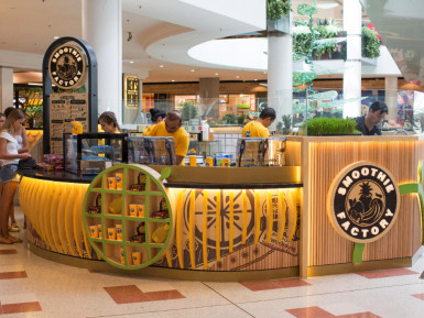 New Juice Bar Franchise for Sale New Zealand