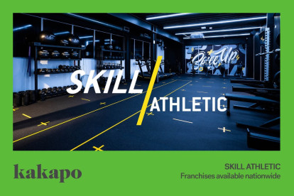 Skill Athletic Fitness Franchise for Sale territories NZ wide