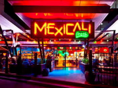 Mexicali  Franchise for Sale Wellington
