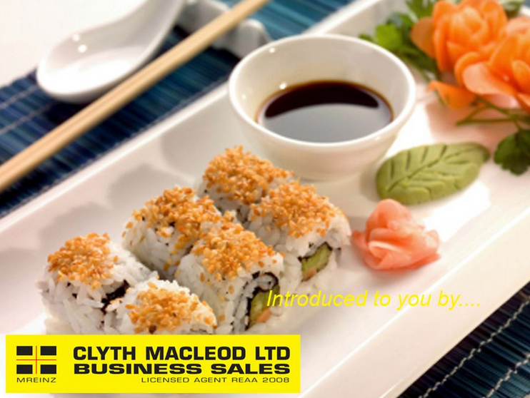Sushi and Takeaway Business for Sale Auckland