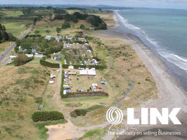 FHGC Motor Camp in the Eastern Bay of Plenty  Business  for Sale
