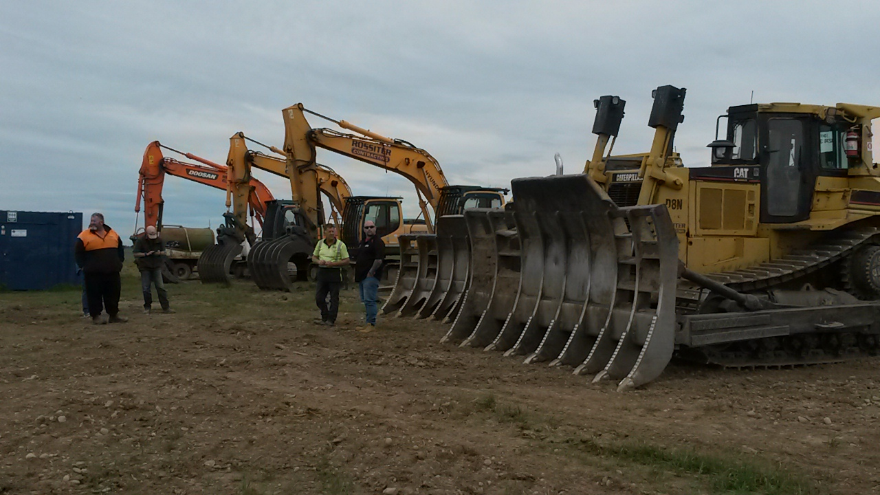 Ultimate Contracting Earthmoving Business for Sale Canterbury