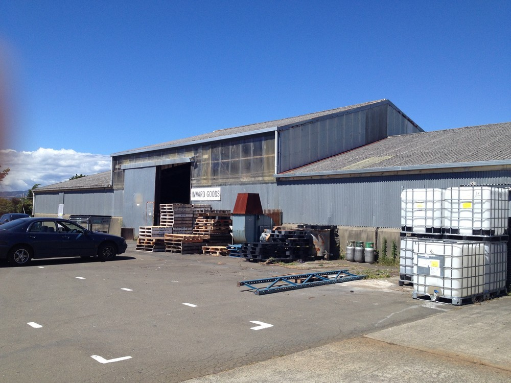High Stud Warehouse for Lease Wellington