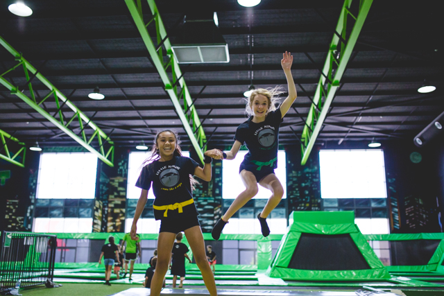 Flip Out Trampoline Arena Franchise for Sale NZ Wide Locations