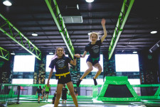 Flip Out Trampoline Arena  Franchise  for Sale