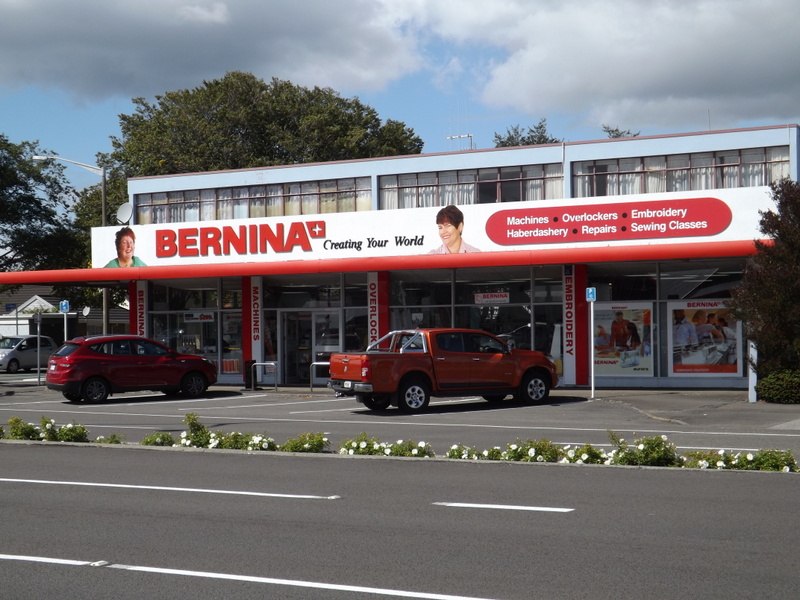Sewing Centre Business for Sale Palmerston North
