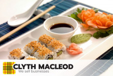Sushi Restaurant  Business  for Sale